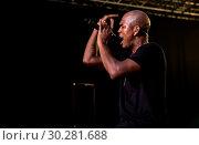 Купить «Ne-Yo performing live in concert at the Bournemouth International Centre Featuring: Ne-Yo Where: Bournemouth, United Kingdom When: 22 Sep 2017 Credit: WENN.com», фото № 30281688, снято 22 сентября 2017 г. (c) age Fotostock / Фотобанк Лори