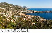 Купить «Panoramic view of Nica in France», фото № 30300264, снято 3 декабря 2017 г. (c) Яков Филимонов / Фотобанк Лори