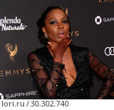 Купить «Television Academy 69th Emmy Performer Nominees Cocktail Reception held at the Wallis Annenberg Center for the Performing Arts - Arrivals Featuring: Shanola...», фото № 30302740, снято 15 сентября 2017 г. (c) age Fotostock / Фотобанк Лори