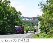 Город Фокино. Приморский край (2018 год). Редакционное фото, фотограф antonio2007st / Фотобанк Лори