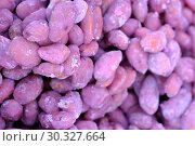 Купить «Roasted kernels of nuts», фото № 30327664, снято 9 марта 2019 г. (c) Владимир Белобаба / Фотобанк Лори