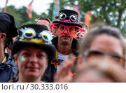 Bestival 2017, a four-day music festival held on the Lulworth Estate... Редакционное фото, фотограф WENN.com / age Fotostock / Фотобанк Лори
