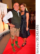 Купить «Angermaier-Trachtennacht at Hofbraeu in Berlin Featuring: Axel Munz, Angelina Heger Where: Berlin, Germany When: 31 Aug 2017 Credit: AEDT/WENN.com», фото № 30343416, снято 31 августа 2017 г. (c) age Fotostock / Фотобанк Лори