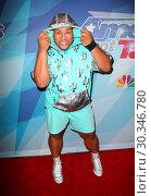 Купить «NBC's 'America's Got Talent' Season 12 Live Show Featuring: Oscar Hernandez Where: Hollywood, California, United States When: 30 Aug 2017 Credit: FayesVision/WENN.com», фото № 30346780, снято 30 августа 2017 г. (c) age Fotostock / Фотобанк Лори