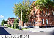 Благовещенск, улица Шевченко (2017 год). Редакционное фото, фотограф antonio2007st / Фотобанк Лори