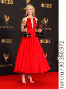 Купить «69th Emmy Awards 2017 Press Room held at the Microsoft Theatre L.A. LIVE in Los Angeles, California. Featuring: Nicole Kidman Where: Los Angeles, California...», фото № 30350972, снято 17 сентября 2017 г. (c) age Fotostock / Фотобанк Лори