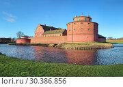 Купить «Цитадель в Ландскруне, Швеция», фото № 30386856, снято 12 декабря 2015 г. (c) Михаил Марковский / Фотобанк Лори
