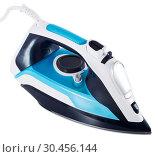 Купить «Isolated brand iron», фото № 30456144, снято 18 июня 2019 г. (c) Яков Филимонов / Фотобанк Лори
