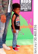 Купить «Nickelodeon's Kids' Choice Sports Awards 2017 held at UCLA's Pauley Pavilion Featuring: Future Wilburn, Future Where: Los Angeles, California, United States...», фото № 30460816, снято 13 июля 2017 г. (c) age Fotostock / Фотобанк Лори