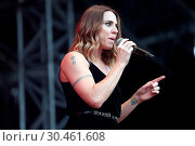 Melanie C performs at Kew the music (2017 год). Редакционное фото, фотограф WENN.com / age Fotostock / Фотобанк Лори