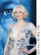Купить «Premiere of 'Game of Thrones' season 7 at Walt Disney Concert Hall - Arrivals Featuring: Gwendoline Christie Where: Los Angeles, California, United States...», фото № 30462116, снято 12 июля 2017 г. (c) age Fotostock / Фотобанк Лори