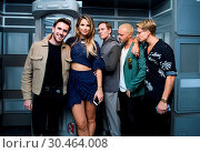 Celebrities attend the launch of Alien Escape at Madame Tussauds ... (2017 год). Редакционное фото, фотограф Jonathan Hordle / WENN.com / age Fotostock / Фотобанк Лори