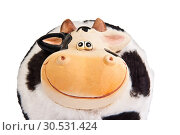 Купить «Cow moneybox», фото № 30531424, снято 6 июля 2010 г. (c) Tryapitsyn Sergiy / Фотобанк Лори
