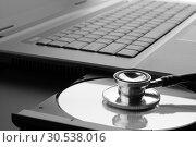Купить «Antivirus concept», фото № 30538016, снято 2 марта 2012 г. (c) Tryapitsyn Sergiy / Фотобанк Лори