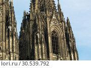 Купить «The cathedral of Cologne», фото № 30539792, снято 23 апреля 2013 г. (c) Tryapitsyn Sergiy / Фотобанк Лори