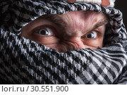 Купить «Serious middle eastern man looking to you», фото № 30551900, снято 1 июля 2011 г. (c) Tryapitsyn Sergiy / Фотобанк Лори