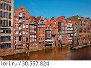 Купить «Deichstrasse, Hamburg, Germany, Europe», фото № 30557824, снято 7 мая 2011 г. (c) age Fotostock / Фотобанк Лори