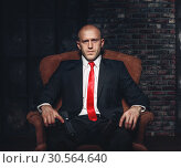 Contract assassin wallpaper, background or poster. Стоковое фото, фотограф Tryapitsyn Sergiy / Фотобанк Лори