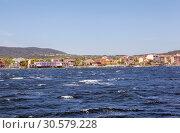 Купить «Берег Эгейского моря. Троя. Турция», фото № 30579228, снято 10 мая 2015 г. (c) Сергей Афанасьев / Фотобанк Лори