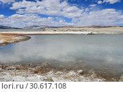 Купить «Великие озера Тибета, озеро Рулдан (Нак) на Тибетском нагорье летом. Китай», фото № 30617108, снято 11 июня 2018 г. (c) Овчинникова Ирина / Фотобанк Лори