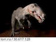 Купить «Динозавр Барионикс», фото № 30617128, снято 25 февраля 2019 г. (c) Татьяна Белова / Фотобанк Лори