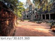 Купить «Angkor Wat Temple, Siem reap in Cambodia.», фото № 30631360, снято 4 января 2017 г. (c) easy Fotostock / Фотобанк Лори