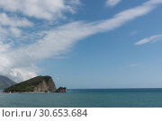 Купить «The Island Of St. Nicholas, Budva, Montenegro», фото № 30653684, снято 12 сентября 2017 г. (c) Ingram Publishing / Фотобанк Лори