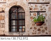 Купить «Old town Kaleici in Antalya, Turkey», фото № 30712972, снято 22 сентября 2018 г. (c) Наталья Двухимённая / Фотобанк Лори