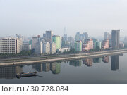 Купить «Pyongyang, capital of the North Korea. DPRK», фото № 30728084, снято 30 апреля 2019 г. (c) Знаменский Олег / Фотобанк Лори