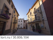 Купить «Alfafara is a village in the Valencian Community Spain.», фото № 30806104, снято 19 мая 2018 г. (c) age Fotostock / Фотобанк Лори