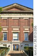 Купить «Old Earl Hall building, Home of Student Religious Groups. Columbia University, private Ivy League research university in Upper Manhattan, New York City. Established in 1754», фото № 30813056, снято 8 мая 2019 г. (c) Валерия Попова / Фотобанк Лори