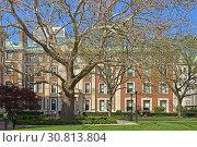Купить «Department of Chemistry is located on Upper Morningside Campus and housed in Havemeyer Hall (1896-1898) in Columbia University in New York City», фото № 30813804, снято 8 мая 2019 г. (c) Валерия Попова / Фотобанк Лори