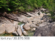 North Korea. Diamond mountains. Mt.Kumgang. Стоковое фото, фотограф Знаменский Олег / Фотобанк Лори
