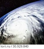 Купить «Typhoon over planet Earth - satellite photo. Elements of this image furnished by NASA.», фото № 30929840, снято 28 января 2020 г. (c) easy Fotostock / Фотобанк Лори