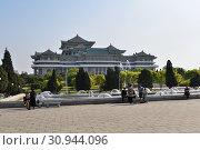 Купить «Pyongyang, North Korea», фото № 30944096, снято 29 апреля 2019 г. (c) Знаменский Олег / Фотобанк Лори
