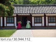 Купить «North Korea. Koryo Seonggyungwan», фото № 30944112, снято 4 мая 2019 г. (c) Знаменский Олег / Фотобанк Лори