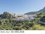 The Spanish village of zuheros in the mountains of Andalusia. Стоковое фото, фотограф YAY Micro / easy Fotostock / Фотобанк Лори