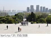 Купить «Pyongyang, North Korea», фото № 31150508, снято 1 мая 2019 г. (c) Знаменский Олег / Фотобанк Лори