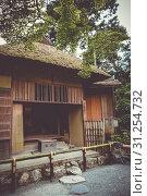 Купить «Building in Kinkaku-ji golden temple, Kyoto, Japan», фото № 31254732, снято 15 мая 2016 г. (c) easy Fotostock / Фотобанк Лори