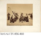 Купить «Camp de Châlons: The Zouave storyteller, Gustave Le Gray (French, 1820 - 1884), Chalons, France, 1857, Albumen silver print», фото № 31456460, снято 7 сентября 2018 г. (c) age Fotostock / Фотобанк Лори