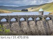 Купить «Craig Goch reservoir at Elan Valley, Powys, Wales.», фото № 31470816, снято 4 апреля 2020 г. (c) age Fotostock / Фотобанк Лори