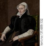 Купить «Portraits of Sir Thomas Gresham and Anne Fernely, Anthonis Mor, c. 1560 - c. 1565», фото № 31609132, снято 16 ноября 2014 г. (c) age Fotostock / Фотобанк Лори