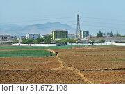 Купить «North Korea. Kaesong», фото № 31672108, снято 5 мая 2019 г. (c) Знаменский Олег / Фотобанк Лори