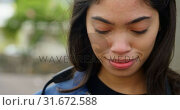 Купить «Woman clicking photo with digital camera 4k», видеоролик № 31672588, снято 23 августа 2018 г. (c) Wavebreak Media / Фотобанк Лори