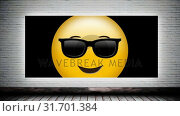 Купить «Smiley on Canvas», видеоролик № 31701384, снято 6 ноября 2018 г. (c) Wavebreak Media / Фотобанк Лори