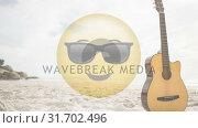Купить «Smiley Video», видеоролик № 31702496, снято 20 ноября 2018 г. (c) Wavebreak Media / Фотобанк Лори