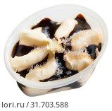 Ice cream with chocolate sauce. Стоковое фото, фотограф Яков Филимонов / Фотобанк Лори