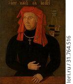 Купить «Portrait of Frank van Borselen, Lord of Sint Maartensdijk and Stadtholder of Holland, fourth Husband of Jacoba of Bavaria, Countess of Holland and Zeeland...», фото № 31764516, снято 16 ноября 2014 г. (c) age Fotostock / Фотобанк Лори
