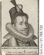 Купить «Portrait of Albert, Archduke of Austria, Lambert Cornelisz., c. 1593 - c. 1612», фото № 31788720, снято 8 августа 2016 г. (c) age Fotostock / Фотобанк Лори