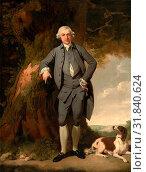 Mr. Bentley, Francis Wheatley, 1747-1801, British (2014 год). Редакционное фото, фотограф Artokoloro / age Fotostock / Фотобанк Лори